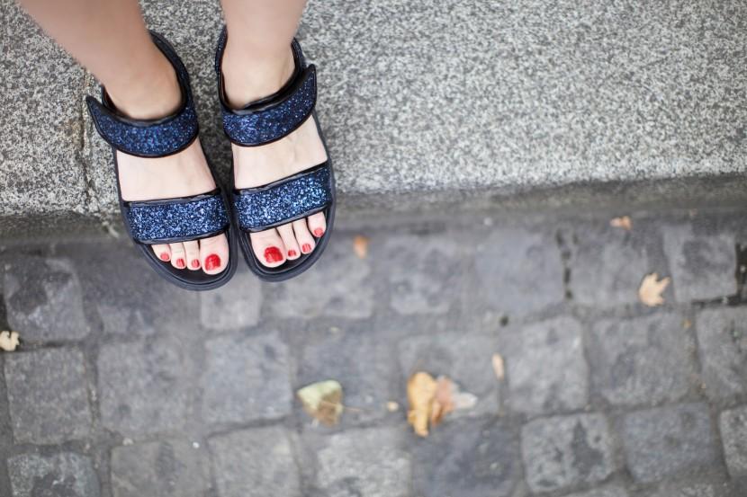 marni glitter sandals