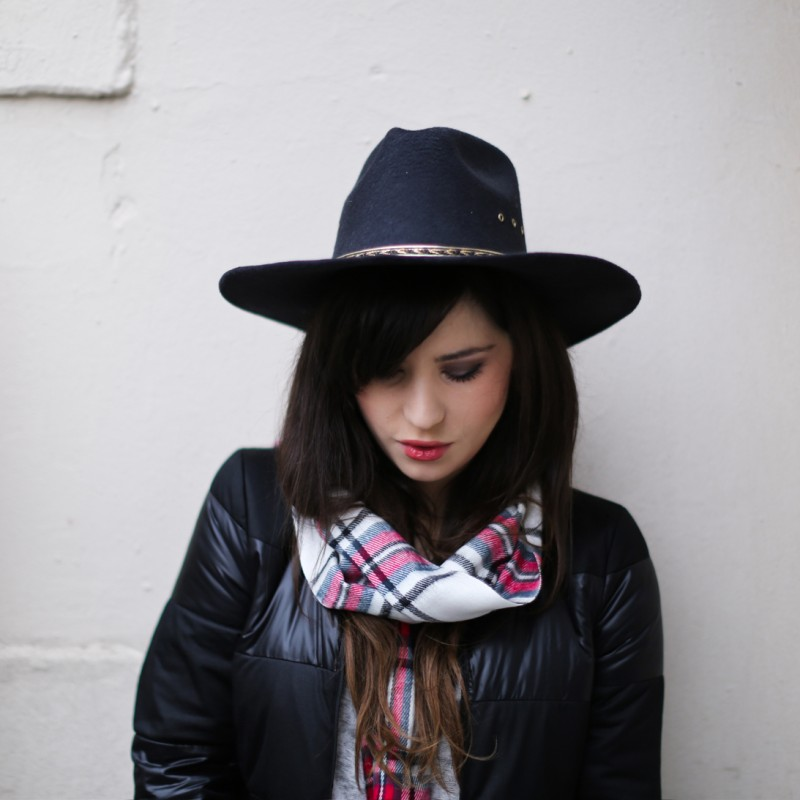 cowboy hat fashion blog