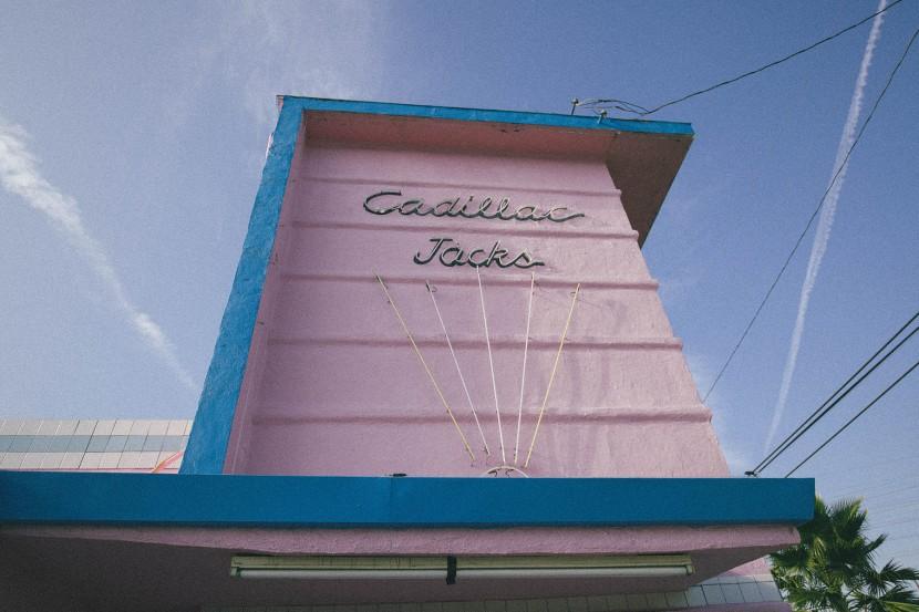 Pink Motel 6