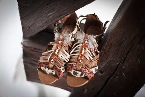Browns sandals