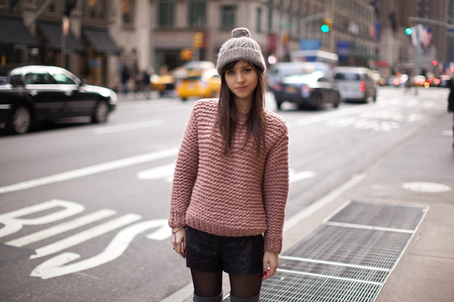 Fashion blog new york