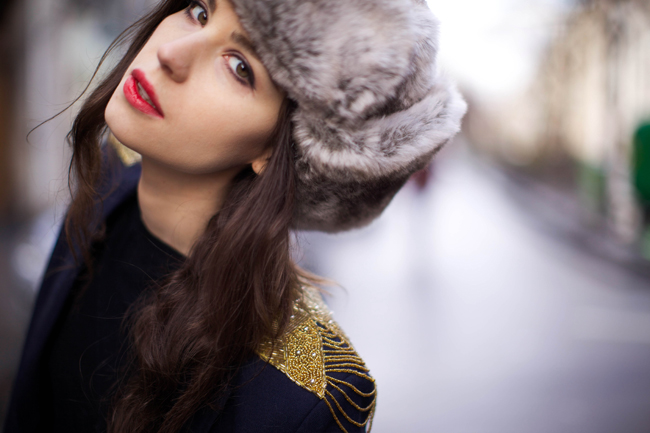 Fashion blog Betty Autier