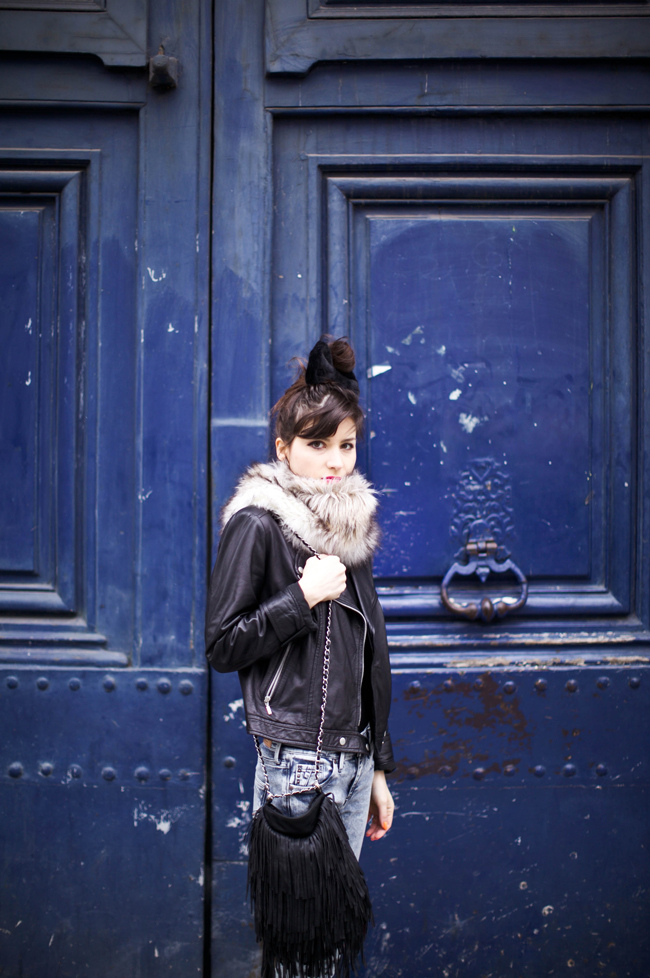 Paris fashion blog