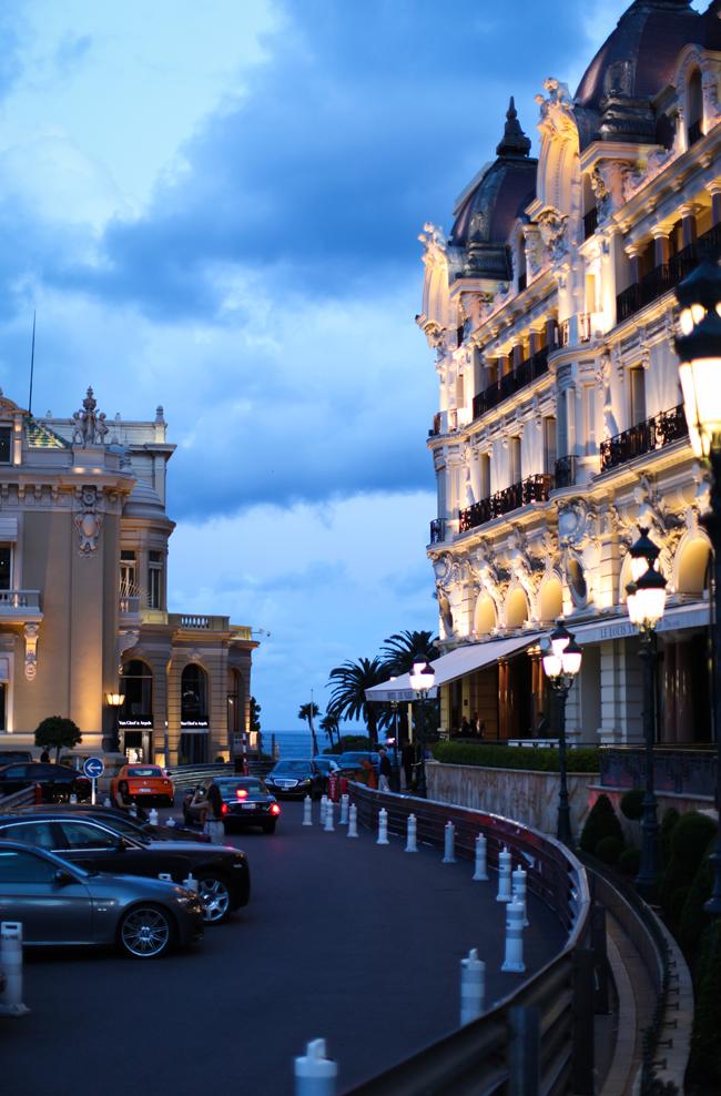 In Monaco With Dior Le Blog De Betty