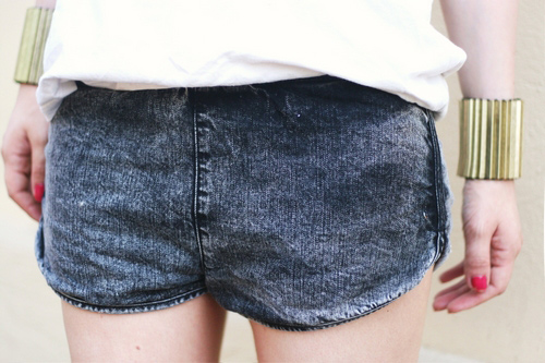 american apparel short